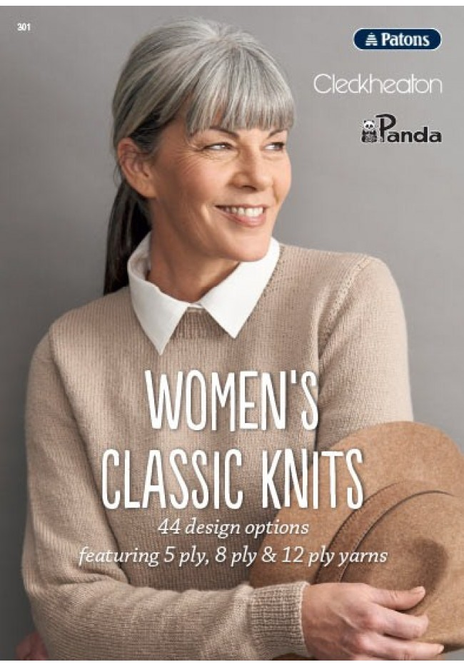 Womens Classics 5-8-12 ply