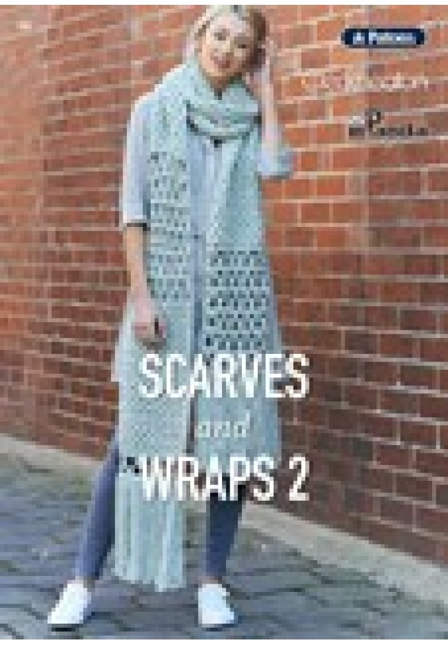 Scarves and Wraps 2