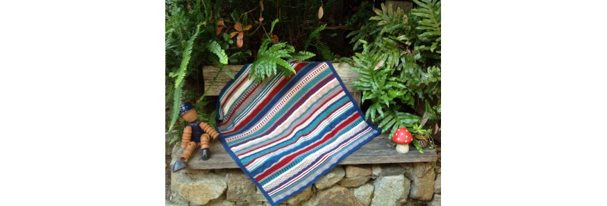 Simple Sampler Blanket kit