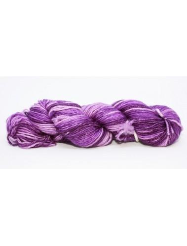 Fiori Gradient 8 ply Purple rain