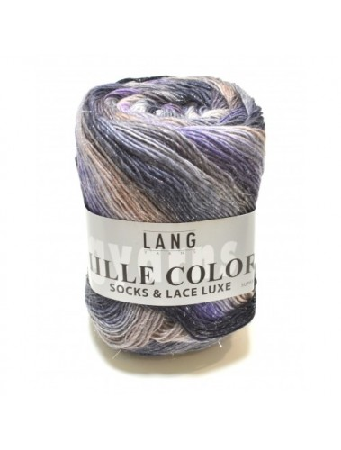 Millie Colouri Socks and Lace Luxe greys