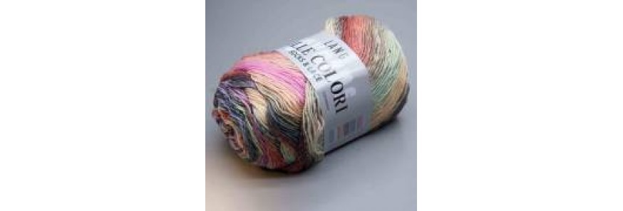 Mille Colouri Socks and Lace