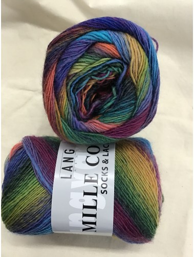 Millie Colouri Socks and Lace 50