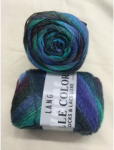 Millie Colouri Socks and Lace Luxe 06