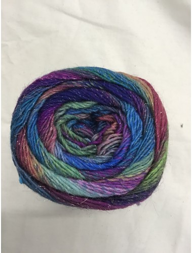 Millie Colouri Socks and Lace 06