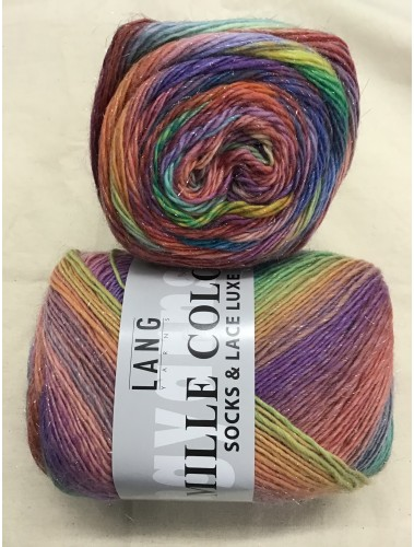 Millie Colouri Socks and Lace Luxe 56