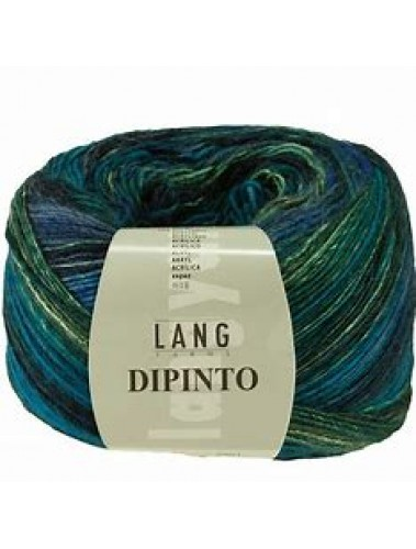 Dipinto blues teals
