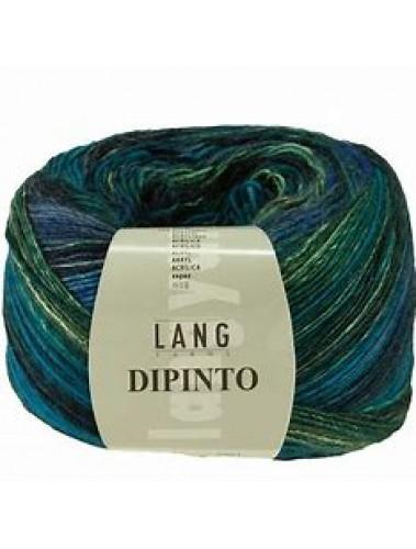 Dipinto blues teals 35