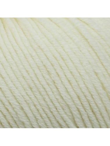 Bellissimo 8 Extra Fine merino 8 ply 201 cream