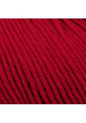Bellissimo 8 Extra Fine merino 8 ply Dark red