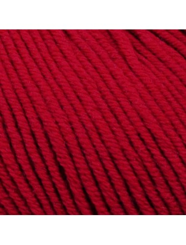 Bellissimo 8 Extra Fine merino 8 ply 211 Dark red