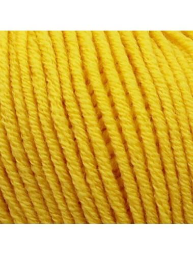 Bellissimo 8 Extra Fine merino 8 ply 215 yellow