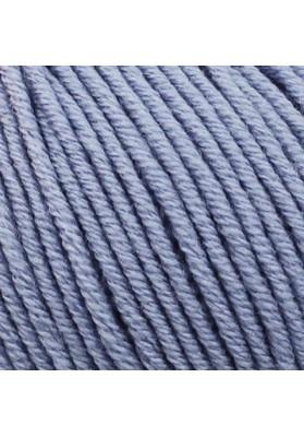 Bellissimo 8 Extra Fine merino 8 ply 2002 blue