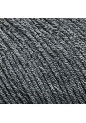Bellissimo 8 Extra Fine merino 8 ply Dark Grey