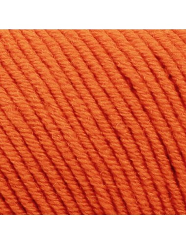 Bellissimo 8 Extra Fine merino 8 ply 235 orange