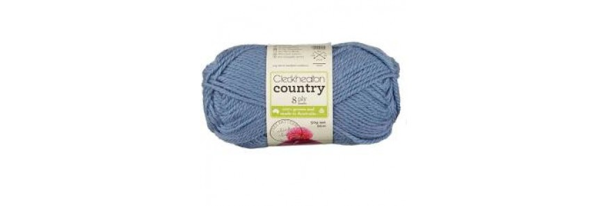 Cleckheaton Country 8ply