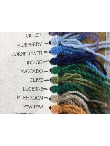 Wool Dye Avocado