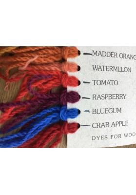 Wool Dye Blue Gum