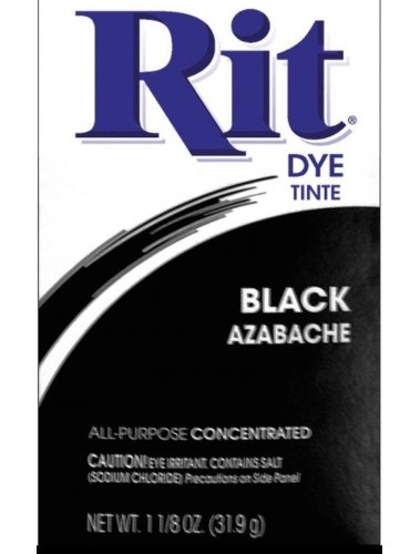 Rit Clothing Dye  Black