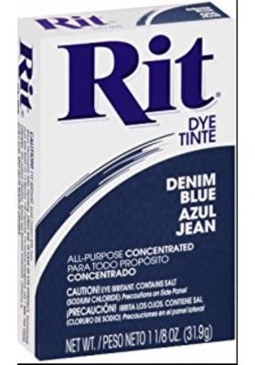 Rit Clothing Dye Denim Blue