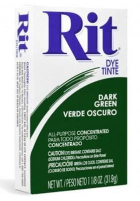 Rit Clothing Dye Dark Green