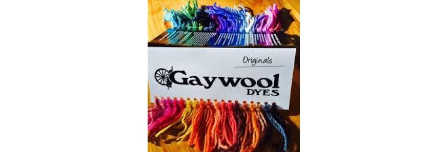 Gaywool Dyes