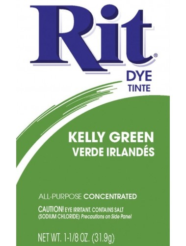 Rit Clothing Dye Kelly Green