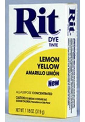 Rit Clothing Dye Lemon Yellow