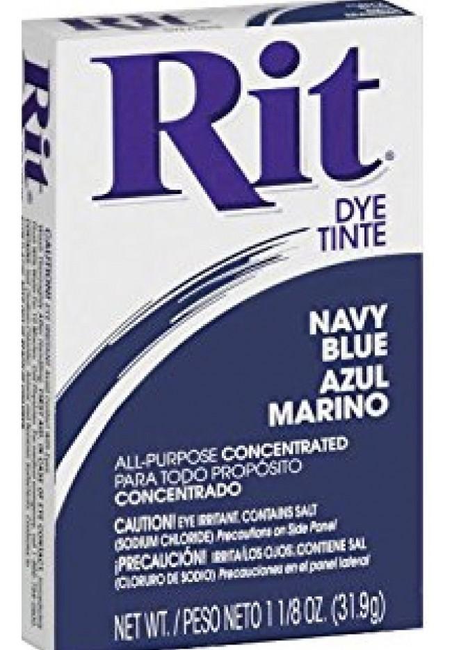 Rit Clothing Dye  Navy Blue