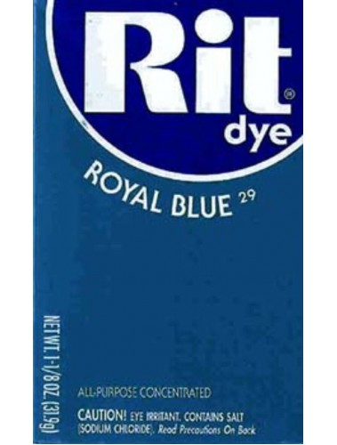 Rit Clothing Dye Royal Blue