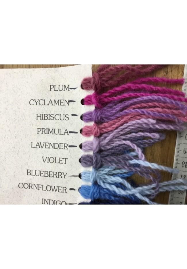 Wool Dye Hibiscus
