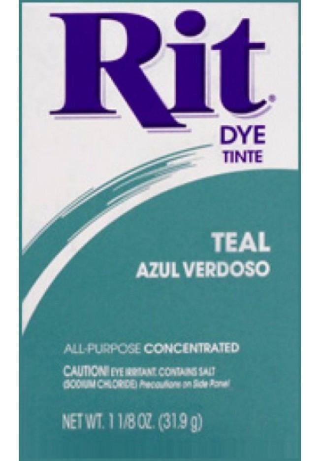 Rit Clothing Dye Teal