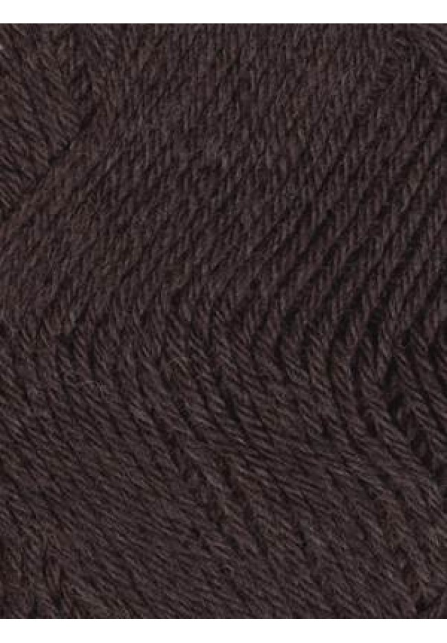 Ella Rae Classic wool 10ply 11 Chocolate  heather