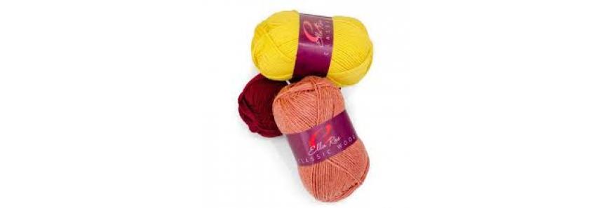 Ella Rae Classic wool 10 ply