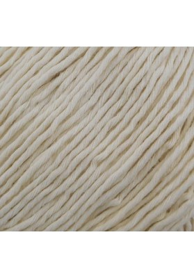 Cottonwood organic 8 ply cotton  cream 01