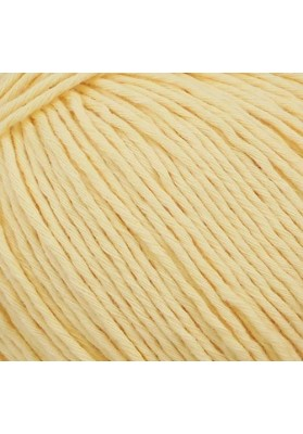 Cottonwood organic 8 ply cotton  Lemon 05