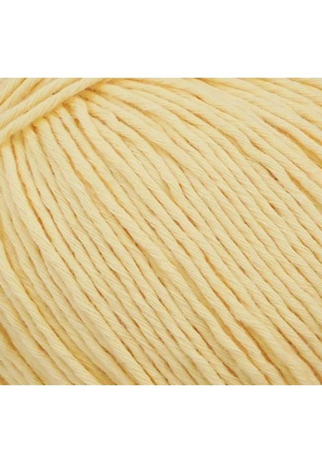 Cottonwood organic 8 ply cotton  Lemon 05