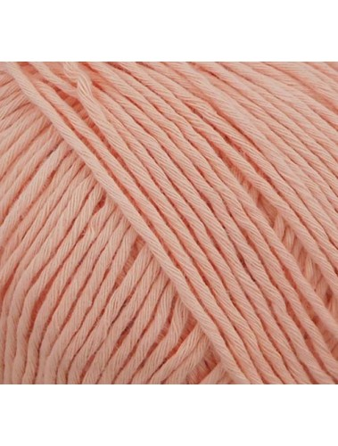 Cottonwood organic 8 ply cotton Pale melon 06