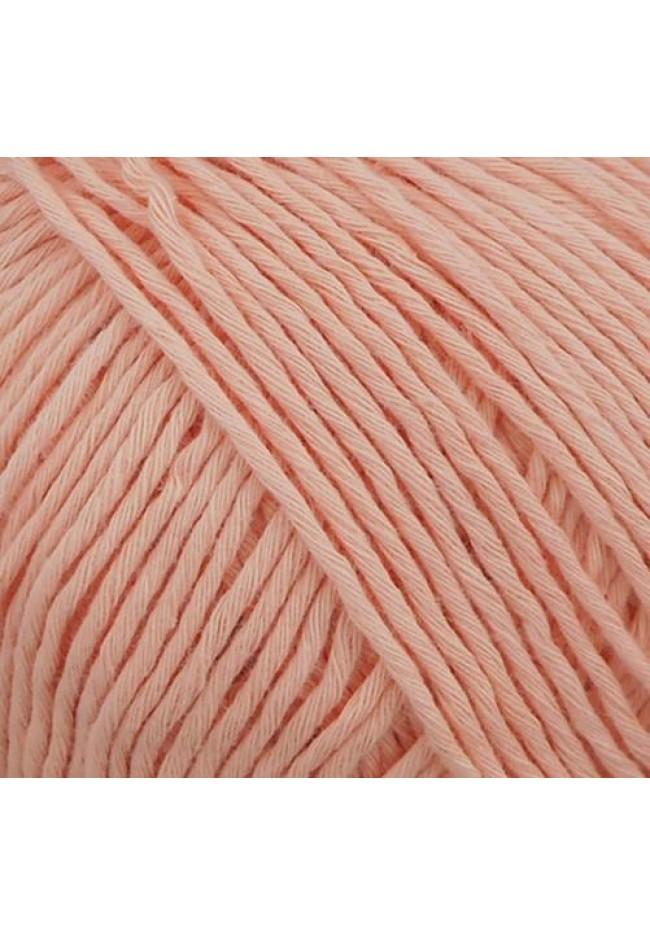 Cottonwood organic 8 ply cotton Pale melon 06
