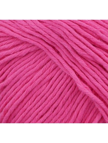 Cottonwood organic 8 ply cotton Bright Pink 16