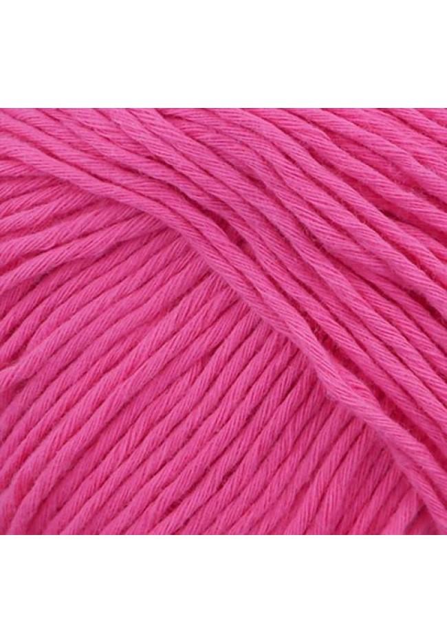 Cottonwood organic 8 ply cotton Bright Pink 16