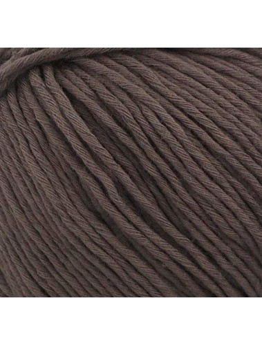 Cottonwood organic 8 ply cotton Brown 18