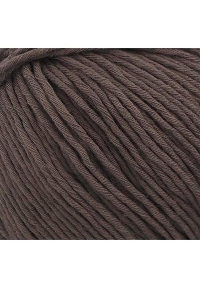 Cottonwood organic 8 ply cotton Brown 18