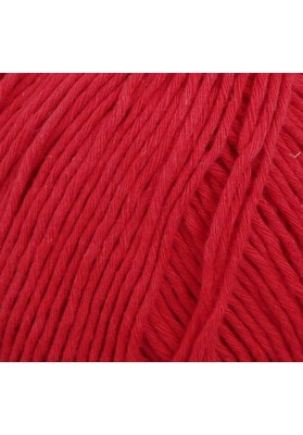 Cottonwood organic 8 ply cotton  Red 21