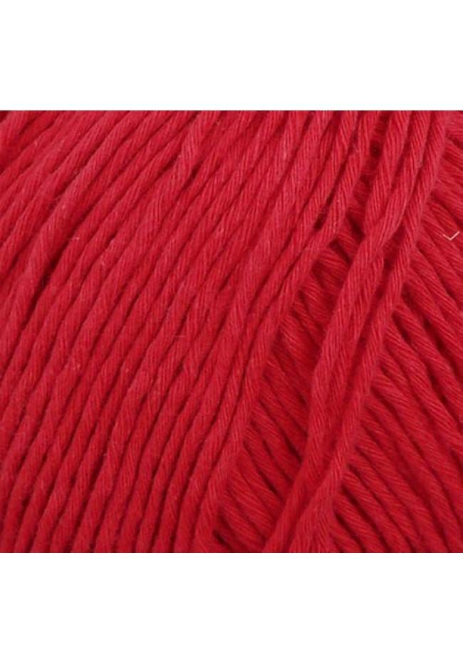 Cottonwood organic 8 ply cotton  Red 21
