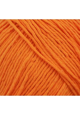 Cottonwood organic 8 ply cotton  Orange 25