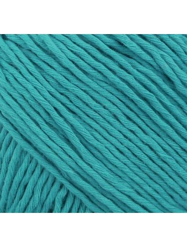 Cottonwood organic 8 ply cotton  Turquoise 36
