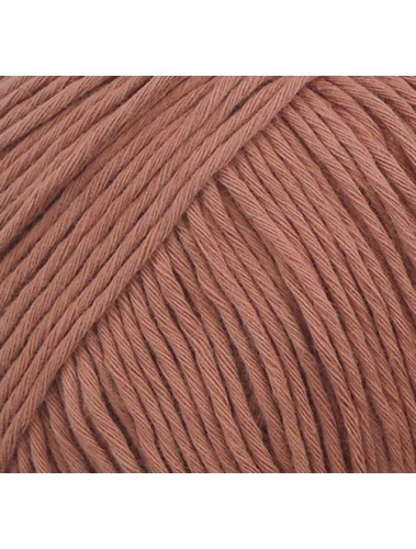 Cottonwood organic 8 ply cotton  Terracotta 48