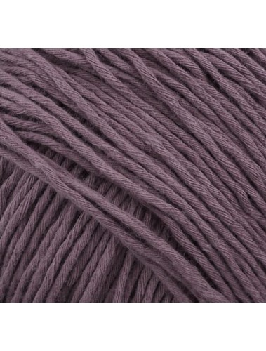 Cottonwood organic 8 ply cotton  plum 52