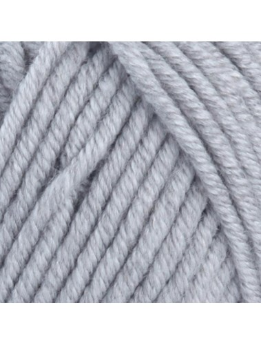 Big Cable Scarf Kit Silver